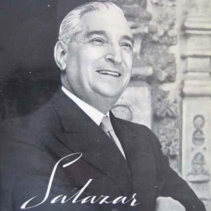 Salazar na Intimidade