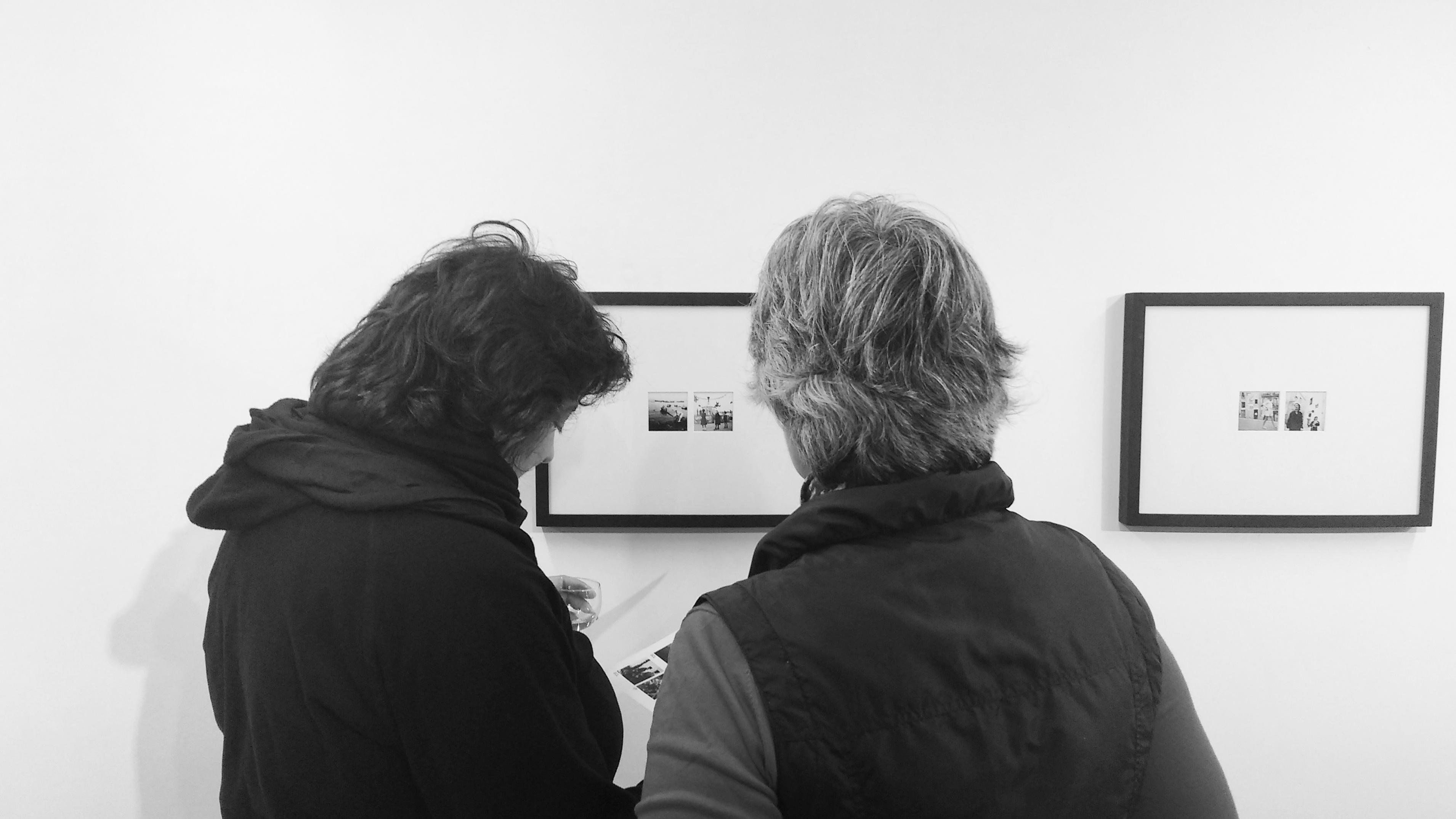 6x6 exhibition